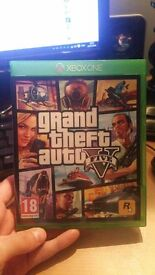 [XBOX ONE] Grand Theft Auto V (GTA V)