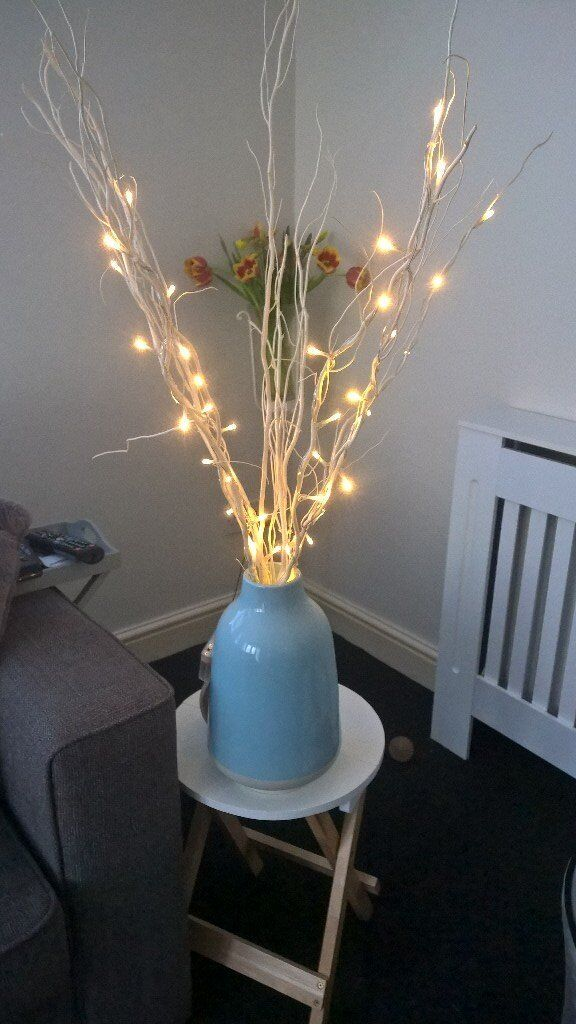 Vase And Twig Lights In Great Yarmouth Norfolk Gumtree