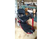 Rascal Lightway mobility Scooter almost new hardly used