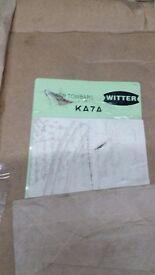 Witter Towbar for Kia Cerato 2004-2009 - Flange Tow Bar KA7A