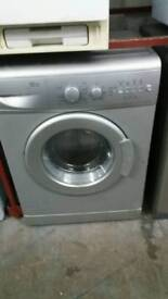 BEKO SILVER WASHING MACHINE 3 MONTHS GUARANTEE