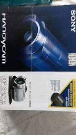 Sony Handycam camcorder camera HD 60GB