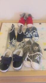 Boys crib shoe bundle