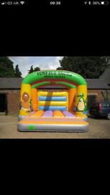 Adult bouncy castle 16ftx15ft