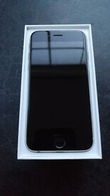 iPhone 7 Silver 128GB Black Edition Unlocked