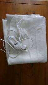 Silentnight King Size Electric Blanket