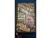 Barnes and Noble Huckleberry Finn Book