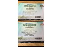 Justin bieber Barclays tickets