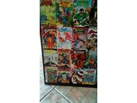 Large marvel picture £7.00