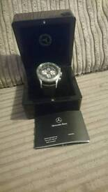 Mercedes-Benz race driver chronograph watch