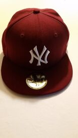 2 New Era 59fifty Fitted Caps