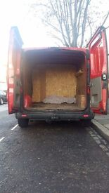 Man and Van:18HR Removals, Delivery, Store Pick Ups, Property Clearance, Landscape, Laminate Laying
