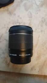 Canon DSLR zoom lens