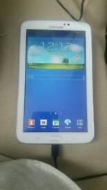 """Samsung Galaxy tab 3 7"""" unlocked"""