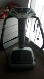 Vibration plate 2000 speed