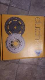 Clutch kit for 1.4 or 1.6HDI