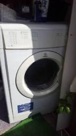 Indesit 6kg vented tumble dryer spares or repair