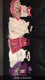 Baby girl/toddler clothes