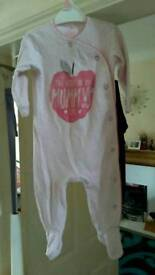 6-9 month baby grows