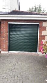 garage and shed doors insulated rollers