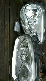 Mk4 golf headlight inc 10k HIDS
