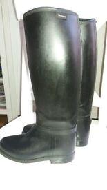 Toggi Junior riding boots size 1