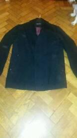 Next mens Italian moleskin jacket