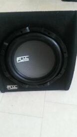 vibe fli sub and amp