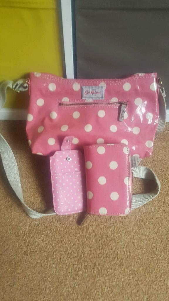 Cath Kidston Bag set