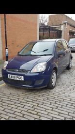 FORD FIESTA STYLE CLIMATE. 5 DOOR 2008