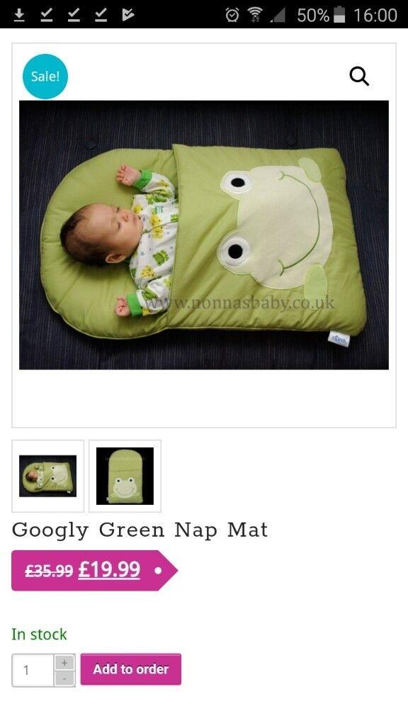 5e826a870691 Nonnas baby nap mat