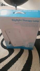 SAD daylight thearpy lamp