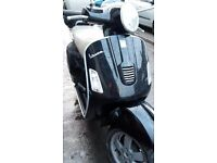 PIAGGIO VESPA GTS 300 SUPER-CHEAP GTS-2009--31K-WITH V62 FORM-PIAGGIO VESPA GTS--cheapes-on the net