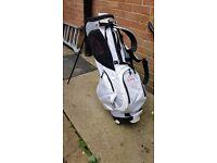 Seve golf stand bag