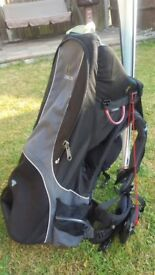 Littlelife baby and toddler light backpack carrier