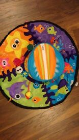 Lamaze Spin & Explore The Sea Play Gym