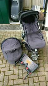 Quinny Buzz 3, Pram, Buggy and Car Seat