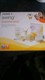 Medela Swing Pump Essentials Kit
