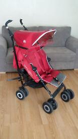 Baby Buggy/Stroller Maclaren Techno XT SOLD !!