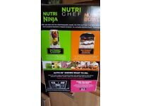Ninja Nutri Chef brand new in box