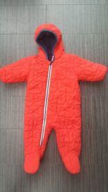 Next Snow suit 3-6months