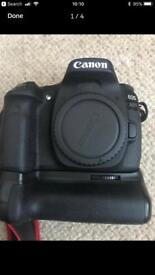 Canon 80d and tamron 150-600 vc And grip may exchange full frame