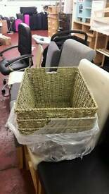 New Seagrass storage baskets. Can deliver