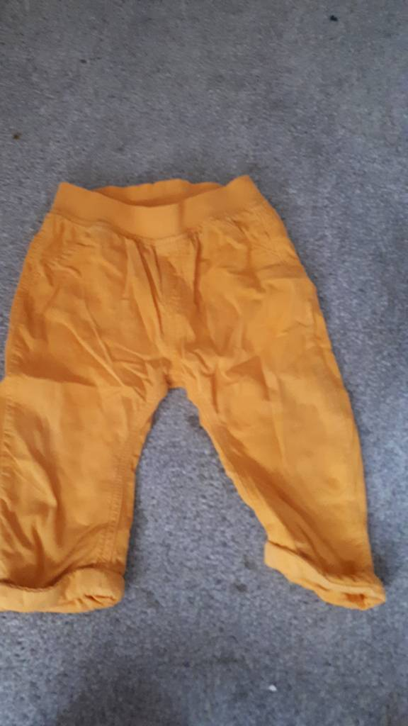 M&S boys trousers