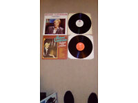 RICHARD CLAYDERMAN-2 X 12.INCH VINYL LP'S(ONE IS A XMAS LP)-(M/M)