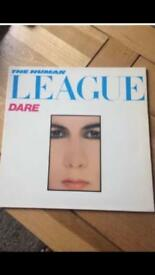 Human League 80s Vinyl Album