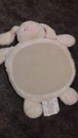 Baby bunny mat