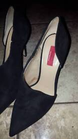 black Swede ladies shoes size 6.5