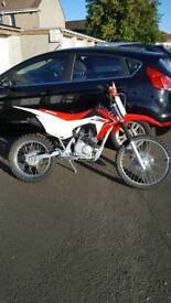 HONDA CRF 125 FB DIRT BIKE
