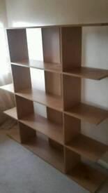 Wooden Storage/Display Unit